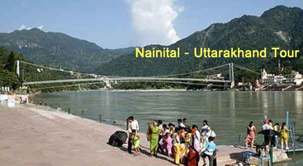 nainital tour by car