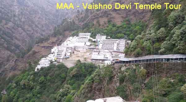 vaishno devi tour by car